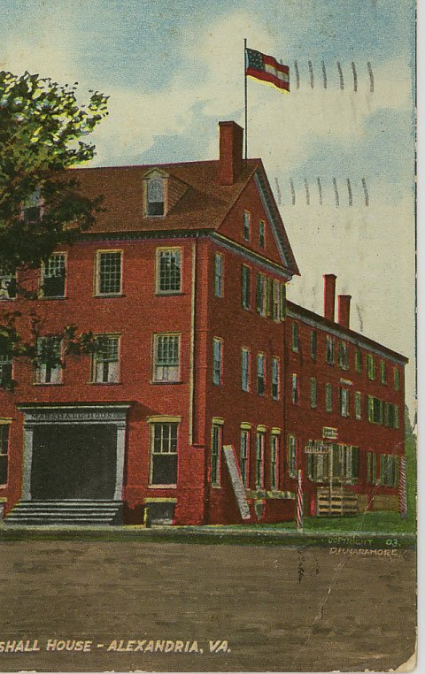 201--Marshall-House-front