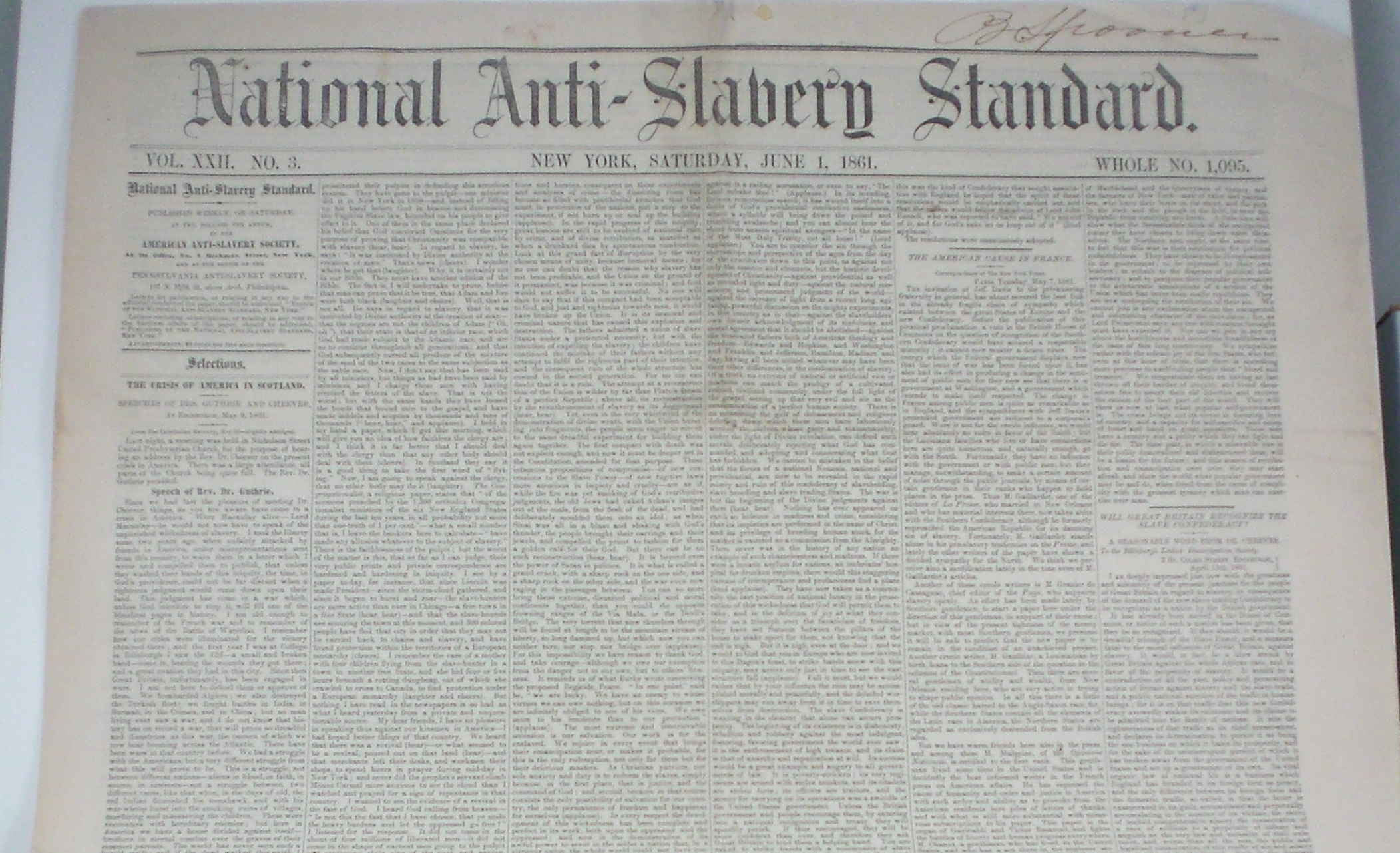 Alexandria Virginia slavery