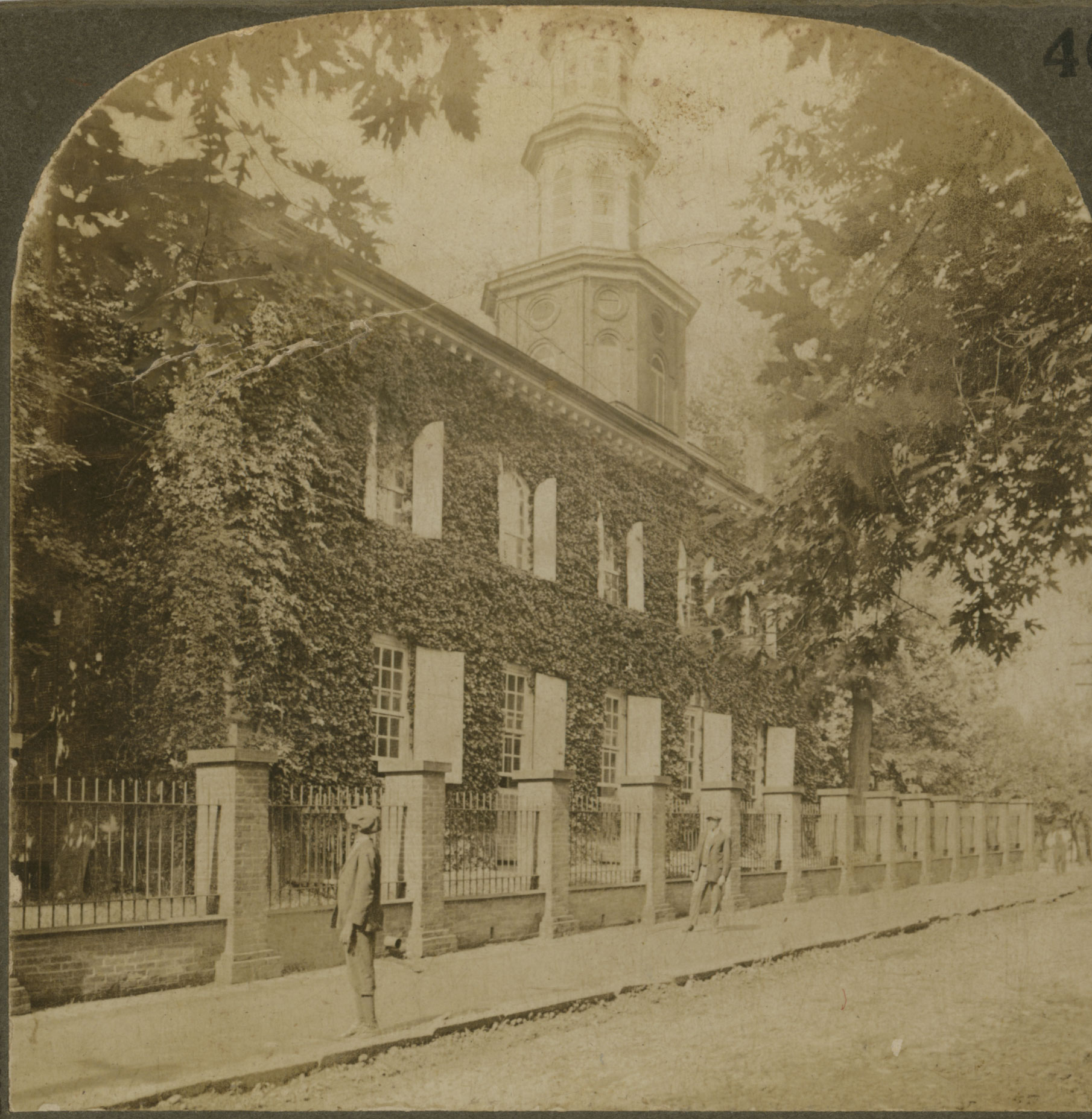 Christ Church Alexandria 1773