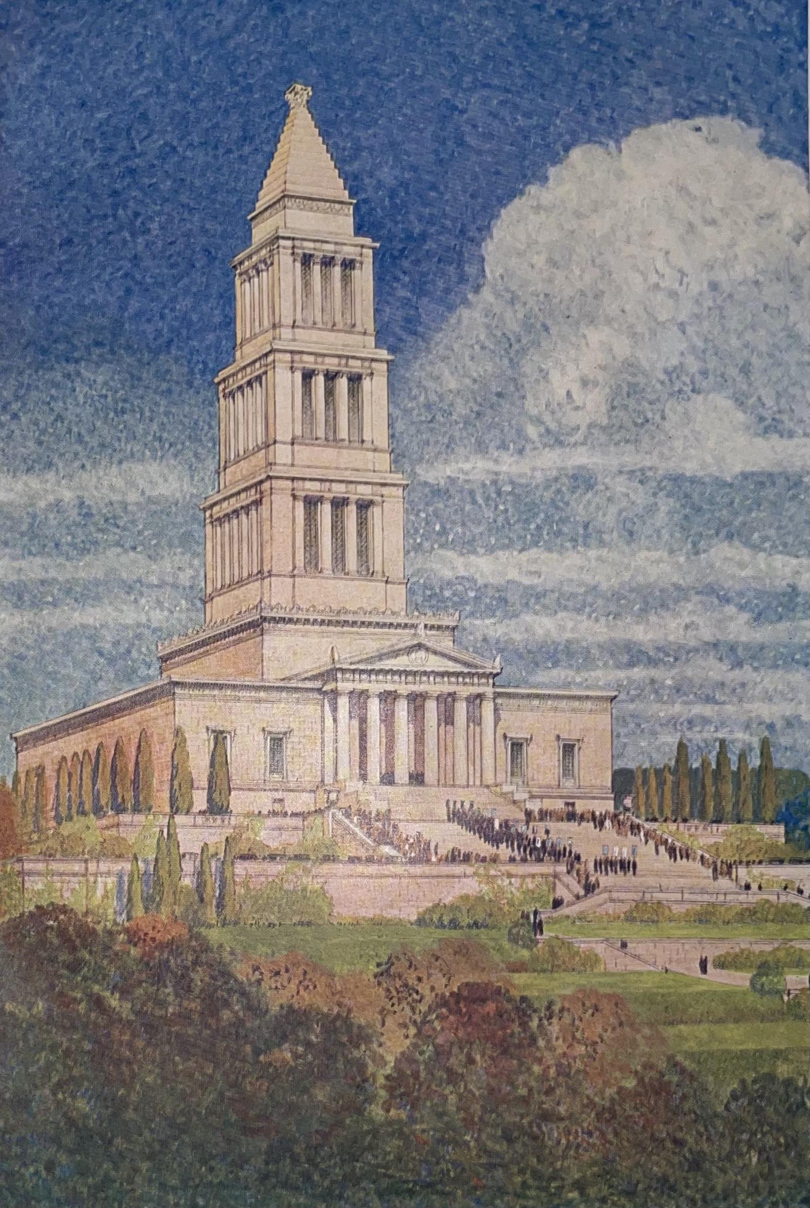 The George Washington Masonic National Memorial Alexandria Virginia