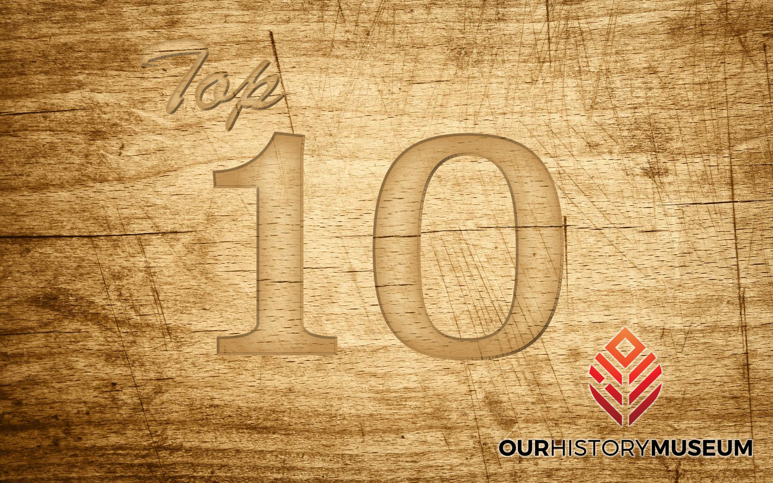 Top 10 hour history museum blog articles