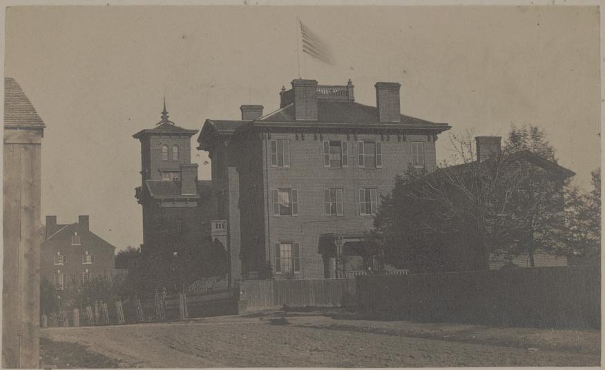 Wolfe Street hospital Alexandria Virginia